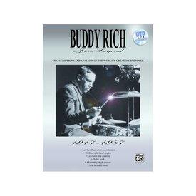 Alfred Publishing Buddy Rich: Jazz Legend by Howard Fields; Book