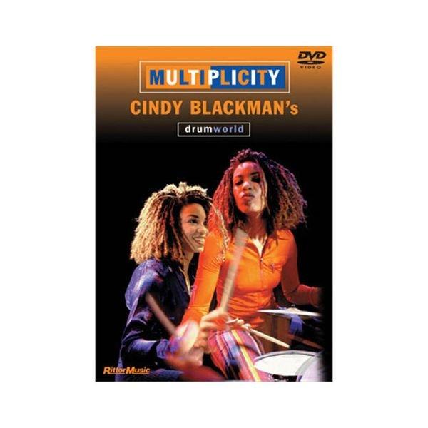 Hal Leonard Cindy Blackman: Multiplicity DVD