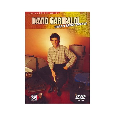 David Garibaldi: Tower of Groove Complete DVD