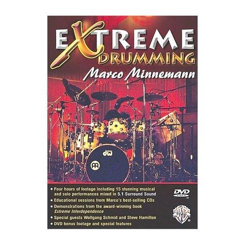 Marco Minnemann: Extreme Drumming DVD