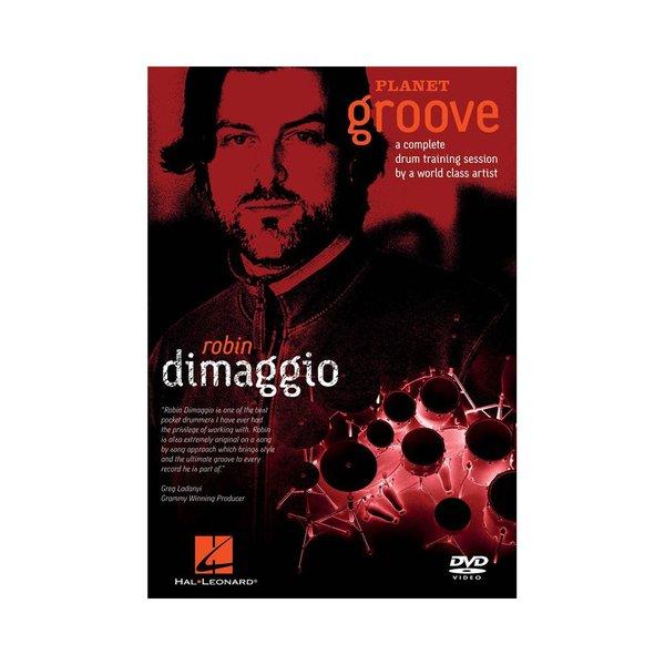 Hal Leonard Robin Dimaggio: Planet Groove DVD