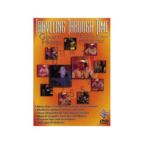"""Giovanni Hidalgo & Horacio """"El Negro"""" Hernandez: Traveling Through Time DVD"""