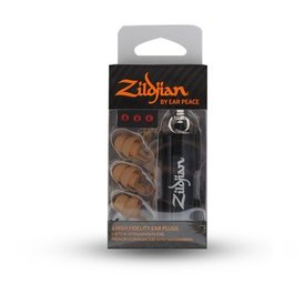 Zildjian Zildjian HD Earplugs - Tan