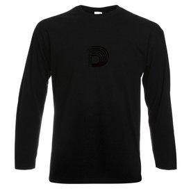 D'Addario D'Addario D-Mark Logo Longsleeve T-Shirt
