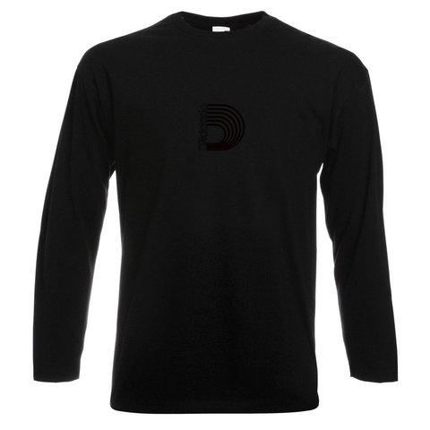 D'Addario D-Mark Logo Longsleeve T-Shirt