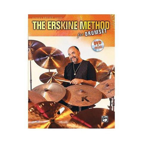 Peter Erskine: The Erskine Method For Drumset DVD ONLY
