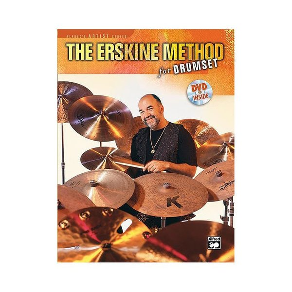 Alfred Publishing Peter Erskine: The Erskine Method For Drumset DVD ONLY
