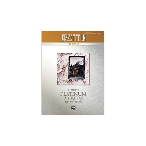 Alfred's Platinum Album Editions: Led Zeppelin IV; Book