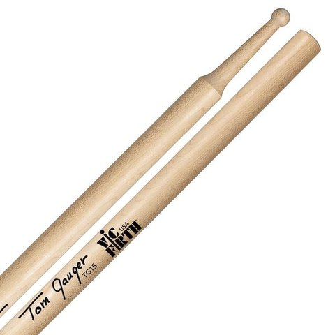 Vic Firth Tom Gauger Signature Snare Stick -- General