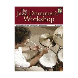 Hal Leonard The Jazz Drummer's Workshop by John Riley; Book & CD