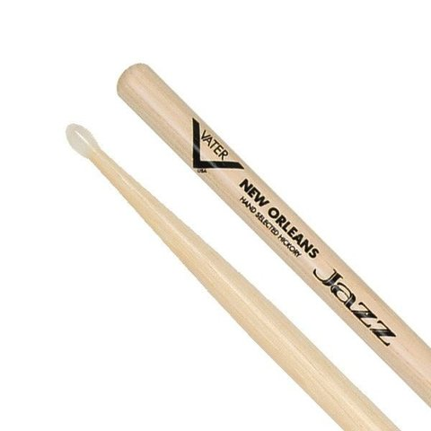 Vater New Orleans Jazz Nylon Tip Drumsticks