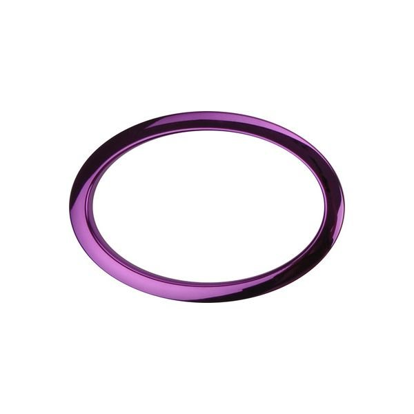 Bass Drum O's Bass Drum O's 6 Purple Oval Drum O's