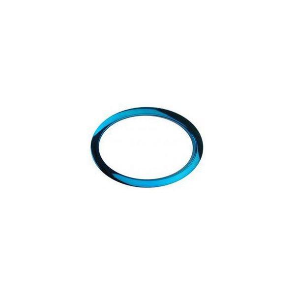 Bass Drum O's Bass Drum O's 6 Blue Oval Drum O's
