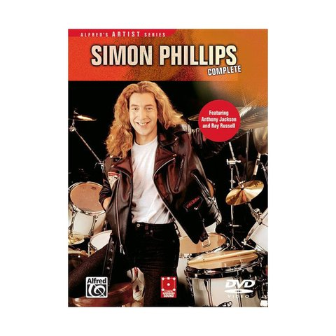 Simon Phillips: Complete DVD