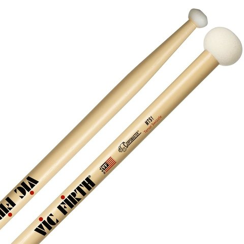 Vic Firth Corpsmaster - Multi-Tenor Swizzle - Nylon Tip