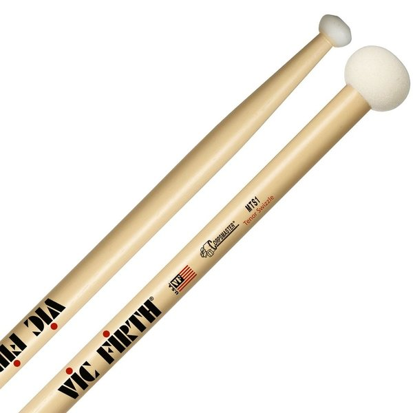 Vic Firth Vic Firth Corpsmaster - Multi-Tenor Swizzle - Nylon Tip