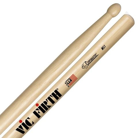 "Vic Firth Corpsmaster - Snare - 16 1/2"" x .695"" Drumsticks"