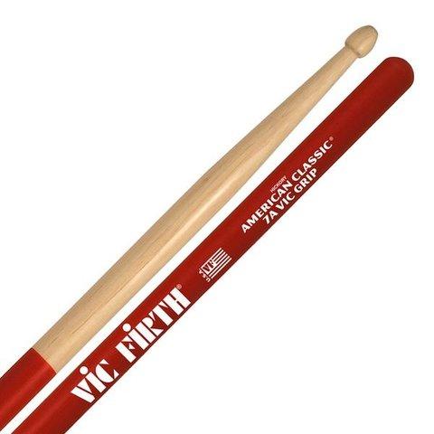 Vic Firth American Classic® 7A w/ VIC GRIP