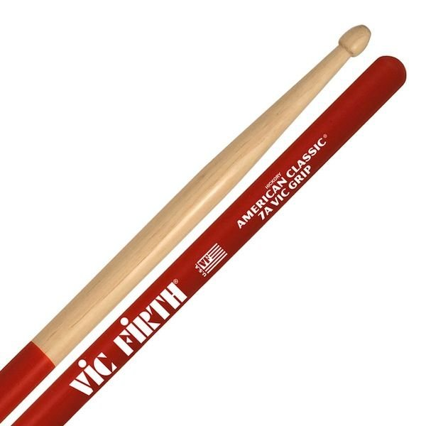 Vic Firth Vic Firth American Classic - 7A Drumsticks with Vic Grip