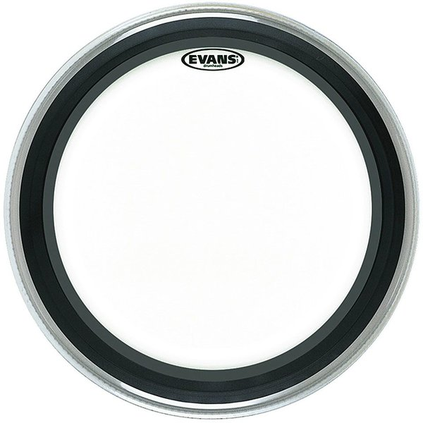 """Evans Evans EMAD Clear 24"""" Bass Drumhead"""