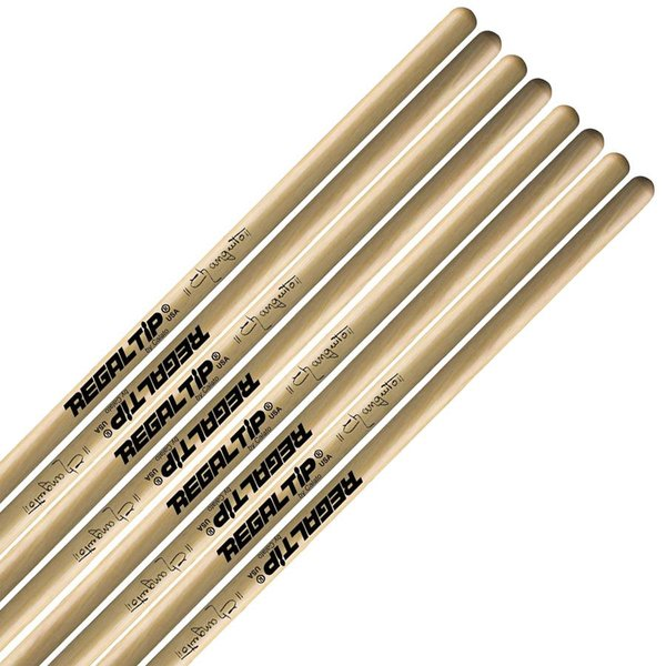 "Regal Tip Regal Tip Changuito 1/2"" Timbale Sticks; 4 Pairs"