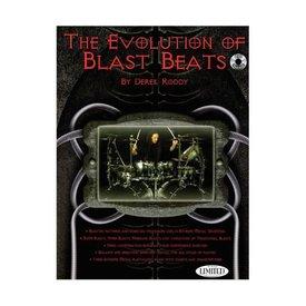 Hal Leonard The Evolution Of Blast Beats by Derek Roddy; Book & CD