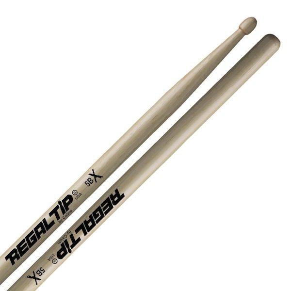 Regal Tip Regal Tip X-Series Wood Tip 5BX Drumsticks