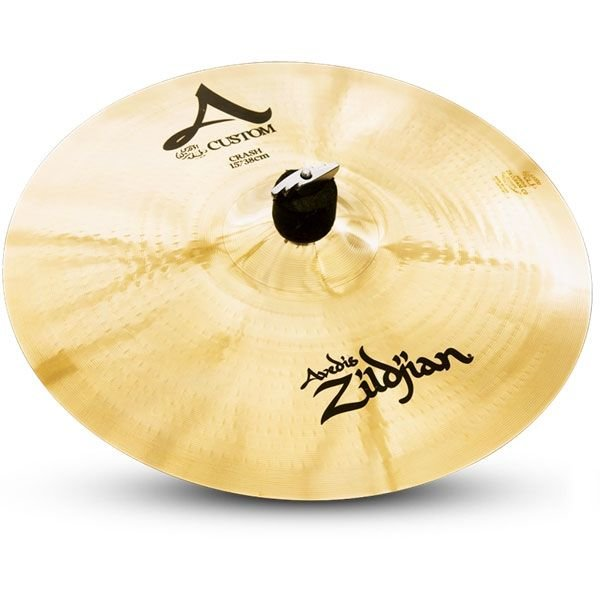 "Zildjian Zildjian 18"" A Custom Crash"
