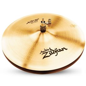 "Zildjian A Series 14"" New Beat Hi Hat Cymbals"