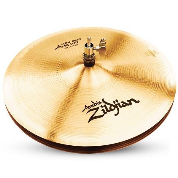 """Zildjian Zildjian 14"""" A  New Beat HiHat Pair"""