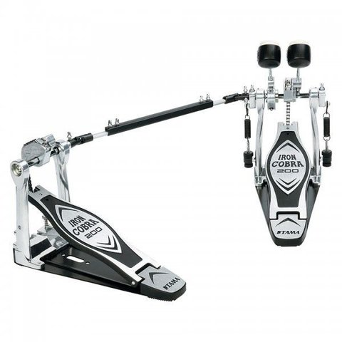 Tama Iron Cobra 200 Series Power Glide Double Pedal