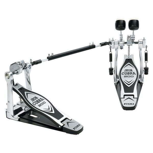 Tama Tama Iron Cobra 200 Series Power Glide Double Pedal