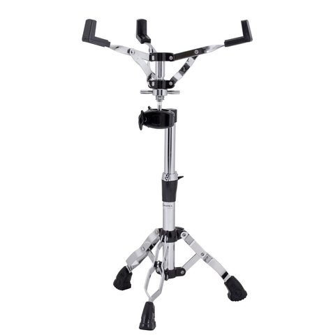 Mapex Armory Double Braced Snare Stand - Chrome & Black