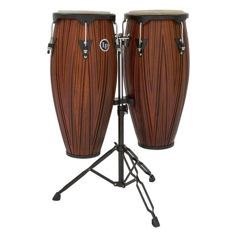 LP City Congas; 10 & 11 w/ Stand
