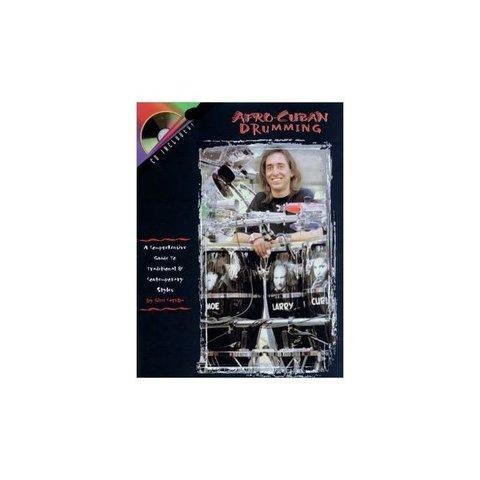 Afro-Cuban Drumming by Glen Caruba; Book & CD