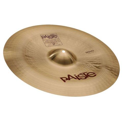 "Paiste 2002 Classic 18"" Novo China Type Cymbal"