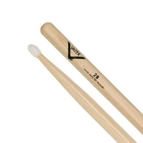 Vater 2B Nylon Tip Drumsticks