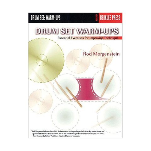 Drum Set Warm-Ups by Rod Morgenstein; Book