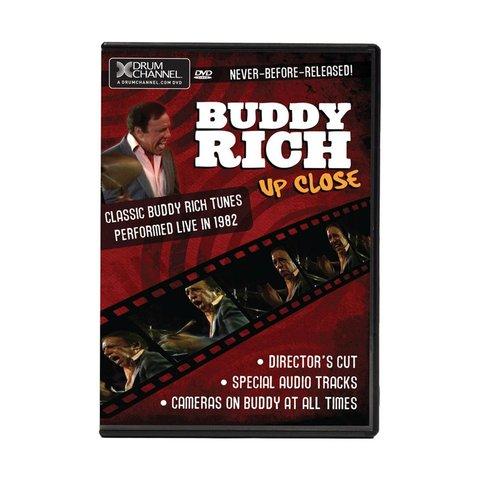 Buddy Rich: Up Close DVD