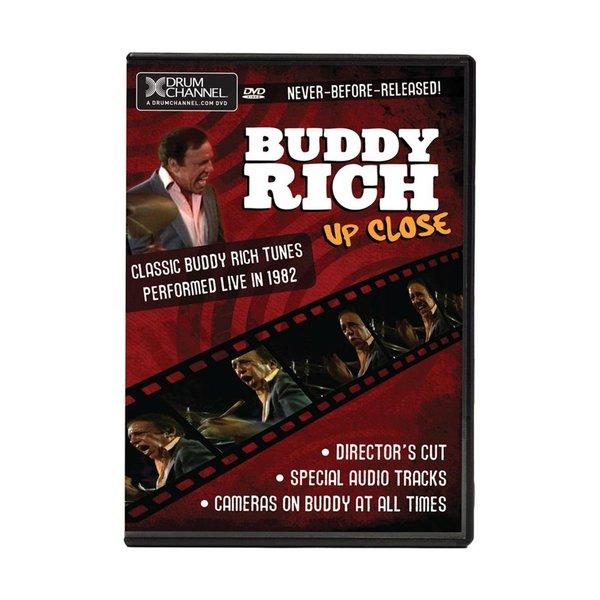 Alfred Publishing Buddy Rich: Up Close DVD