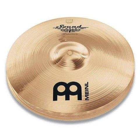 """Meinl Soundcaster Custom 13"""" Medium Hi Hat Cymbals"""