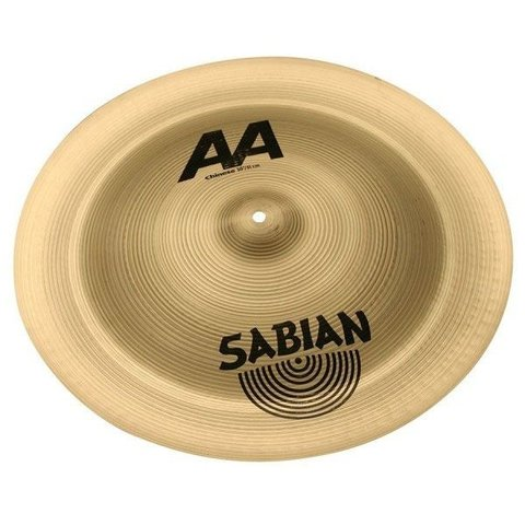 "Sabian AA 20"" Chinese Cymbal Brilliant"
