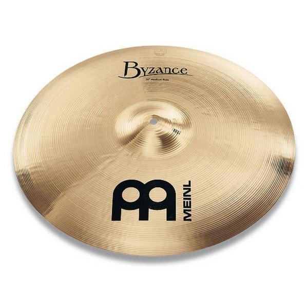"""Meinl Meinl Byzance Brilliant 22"""" Medium Ride Cymbal"""