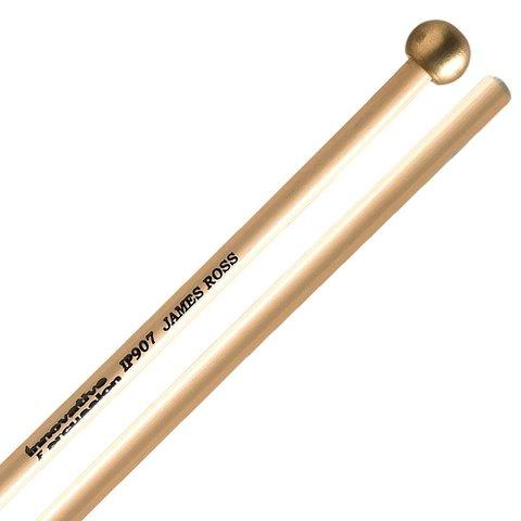 Innovative Percussion Small Brass Glockenspiel Mallets - Rattan