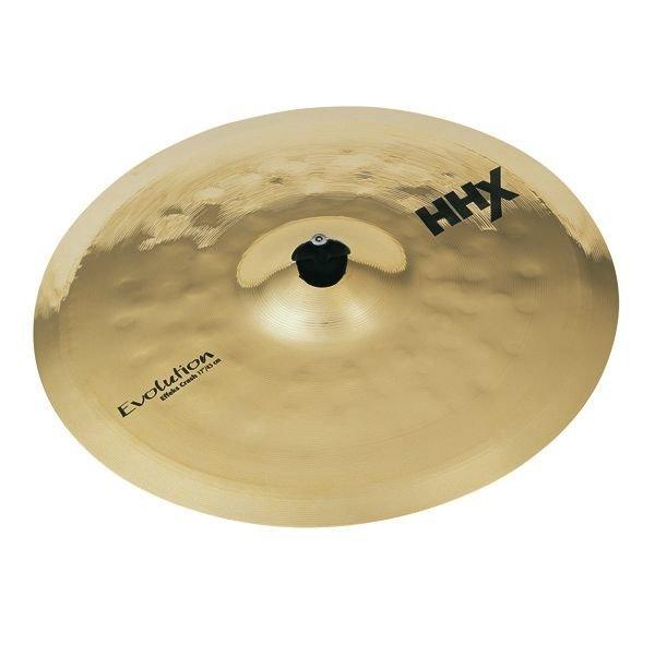 "Sabian Sabian HHX 17"" Evolution Effeks Crash Cymbal"