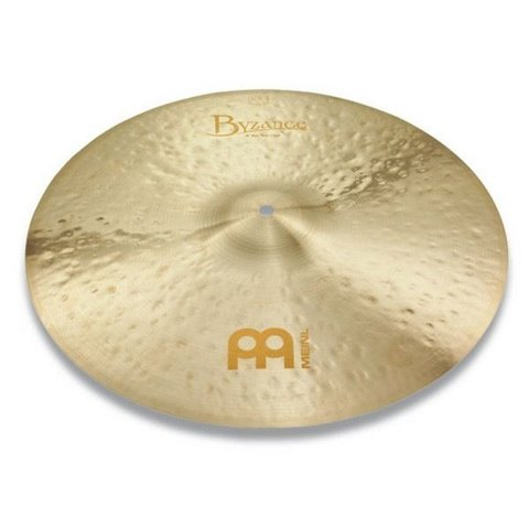 "Meinl Byzance Jazz 16"" Extra Thin Crash Cymbal"