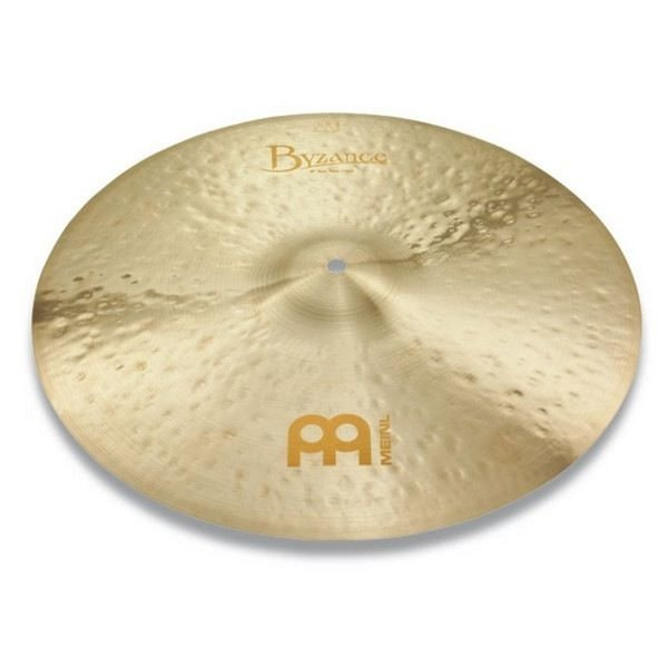 "Meinl Meinl Byzance Jazz 16"" Extra Thin Crash Cymbal"
