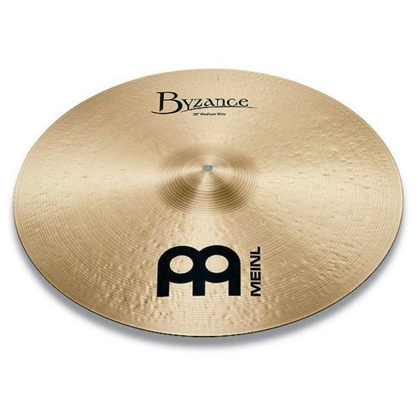 """Meinl Meinl Byzance Traditional 23"""" Medium Ride Cymbal"""