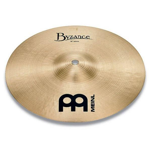 "Meinl Meinl Byzance Traditional 8"" Splash Cymbal"