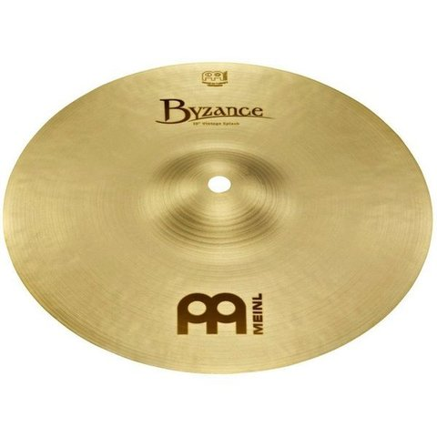 "Meinl Byzance Vintage 10"" Splash Cymbal"